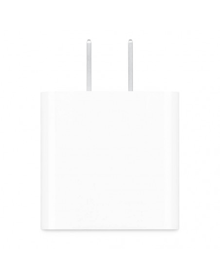 20W USB-C Charger Power Adapter for iPhone iPad AirPods